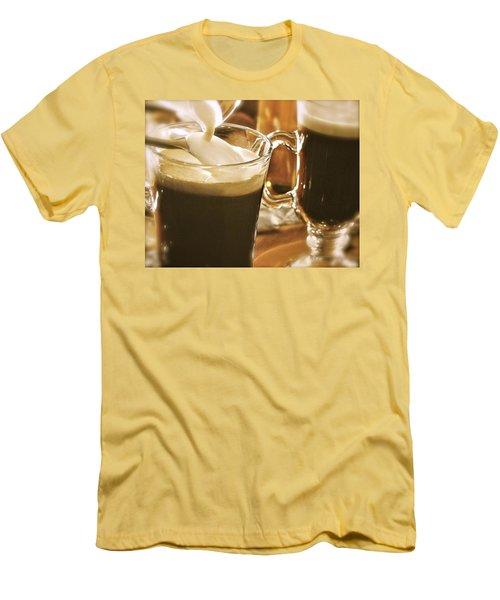 Irish Coffee Men's T-Shirt (Athletic Fit)
