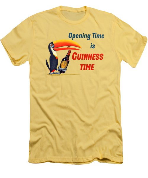 It's Opening Time Men's T-Shirt (Athletic Fit)