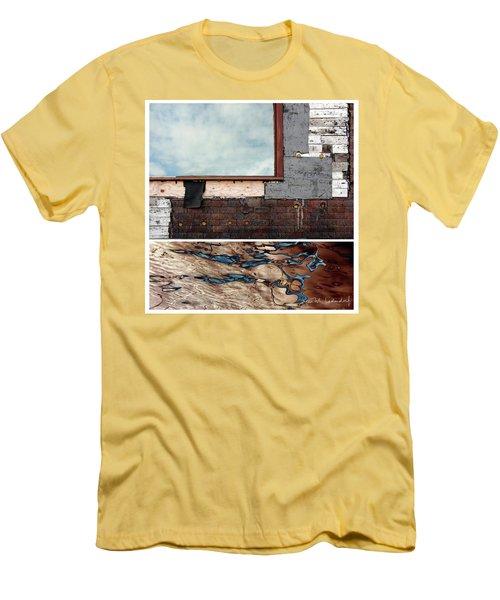 Juxtae #94 Men's T-Shirt (Slim Fit)