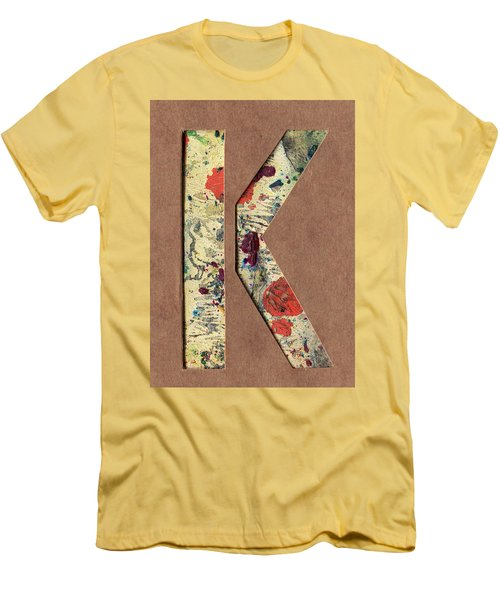 The Letter K Men's T-Shirt (Athletic Fit)