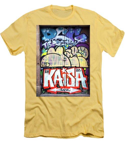 Kaisa Men's T-Shirt (Athletic Fit)