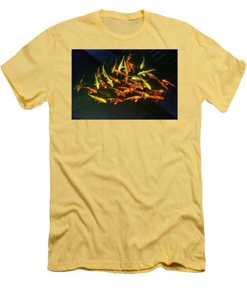 Kcsd Koi 6 2016 Men's T-Shirt (Athletic Fit)