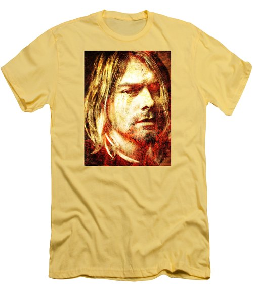 Kurt Men's T-Shirt (Slim Fit) by J- J- Espinoza