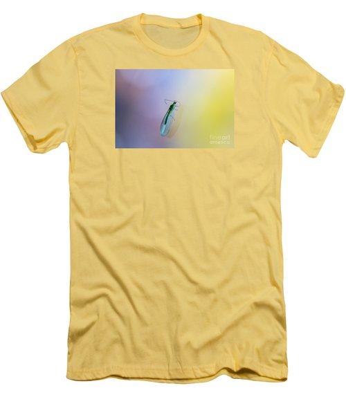 Lace Beauty Men's T-Shirt (Athletic Fit)
