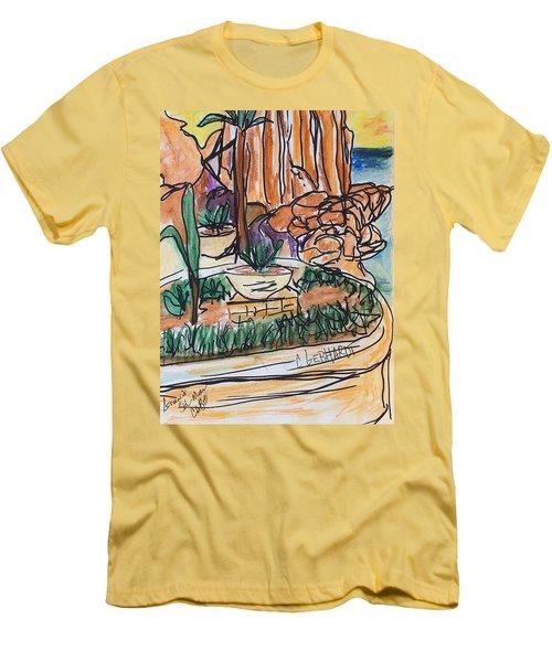 Lands End Men's T-Shirt (Athletic Fit)