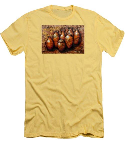 C O P U C H A S Men's T-Shirt (Athletic Fit)