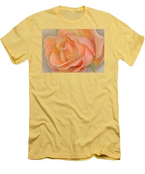 Last Autumn Rose Men's T-Shirt (Athletic Fit)