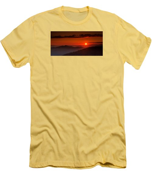 Last Light Men's T-Shirt (Athletic Fit)