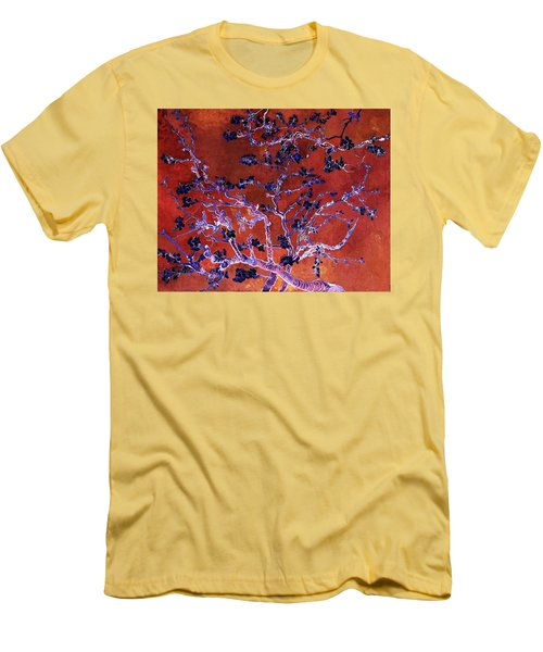 Layered 9 Van Gogh Men's T-Shirt (Athletic Fit)