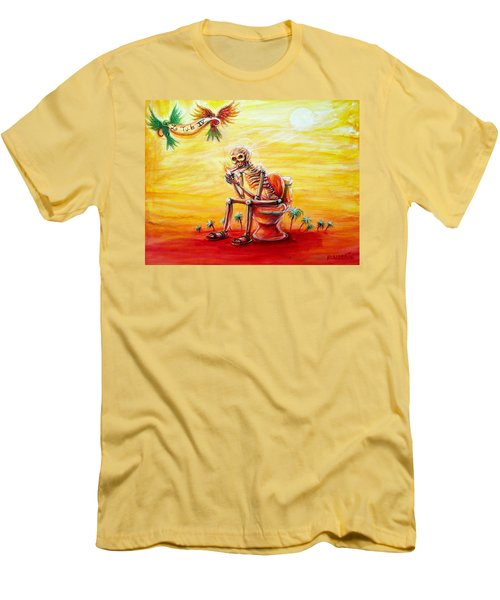 Le Tub Iv Men's T-Shirt (Athletic Fit)