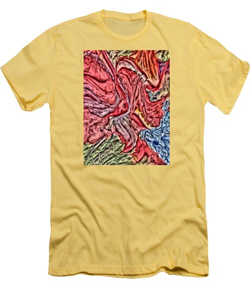 Leaves And Grapes Men's T-Shirt (Athletic Fit)