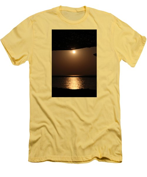 Men's T-Shirt (Slim Fit) featuring the photograph Letters From Abroad by Jez C Self