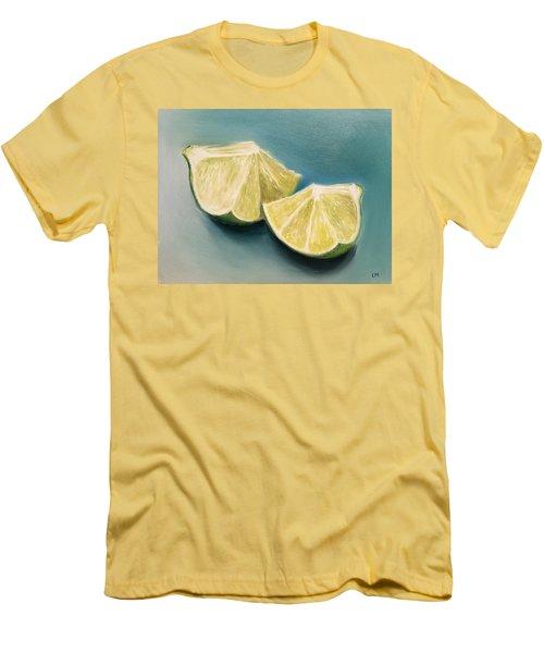Limes Men's T-Shirt (Athletic Fit)