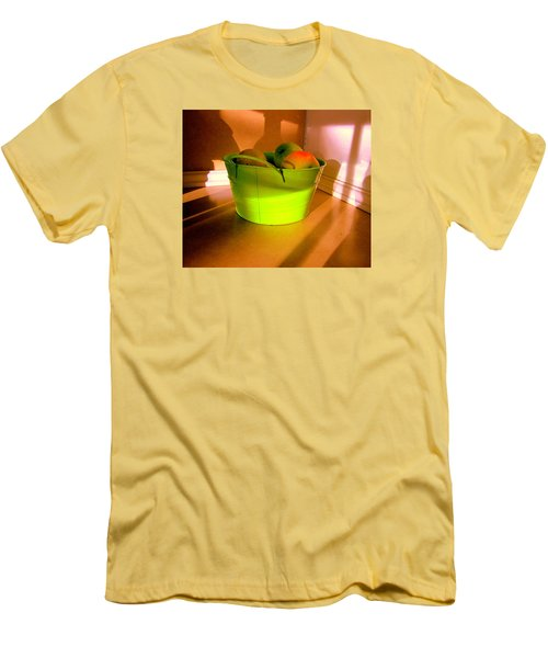 Little Green Apples Men's T-Shirt (Athletic Fit)