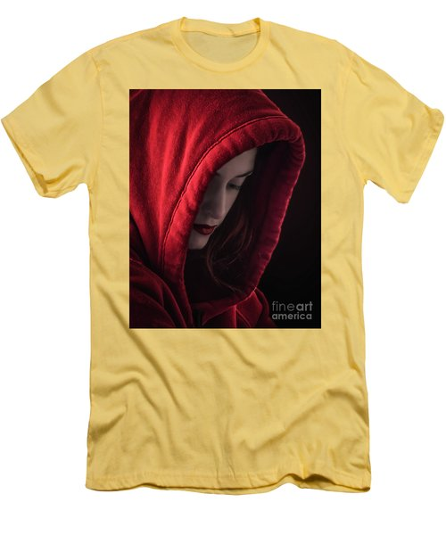 Little Red Riding Hood Men's T-Shirt (Athletic Fit)