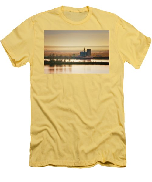 Loading Grain Men's T-Shirt (Slim Fit) by Albert Seger