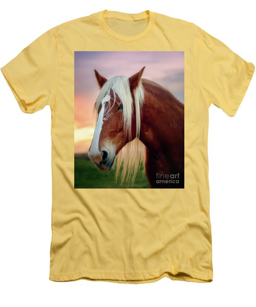 Looking For My Master Men's T-Shirt (Slim Fit) by Tamyra Ayles