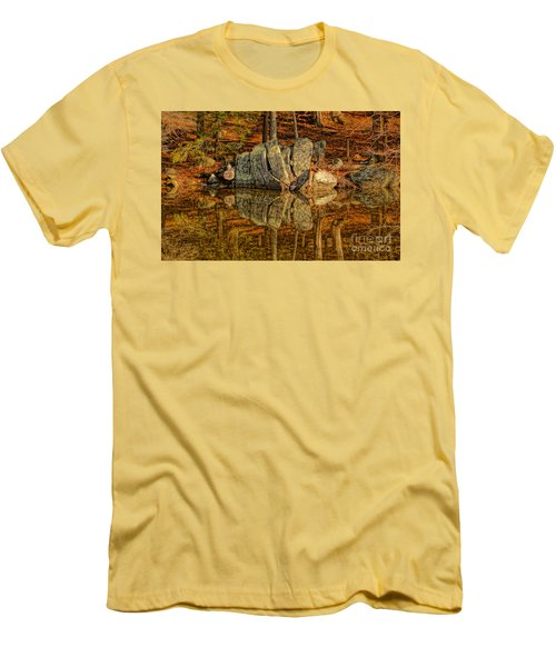 Looks Like I Made It Men's T-Shirt (Athletic Fit)