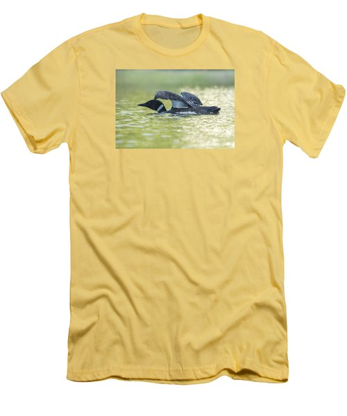 Loon 5 Men's T-Shirt (Athletic Fit)