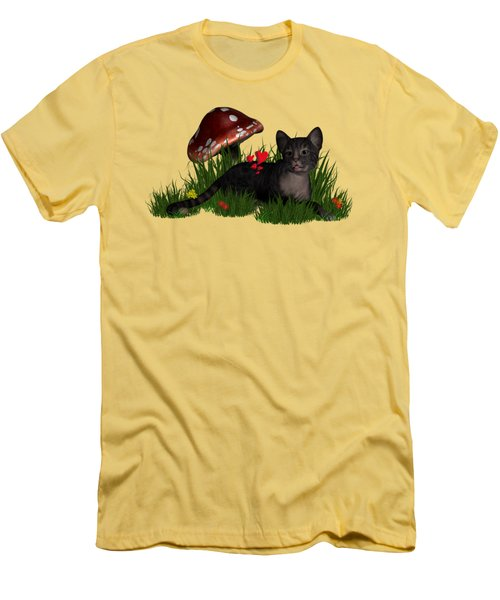Love Cats Men's T-Shirt (Athletic Fit)
