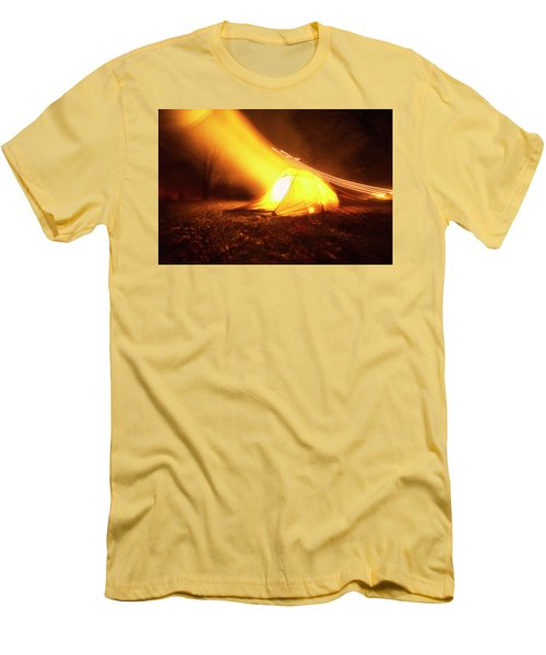 Starship Men's T-Shirt (Athletic Fit)