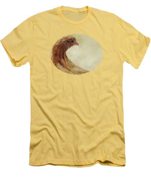 Lovely Lace Men's T-Shirt (Slim Fit) by Anita Faye