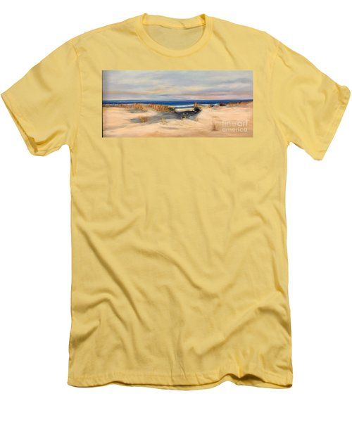 Lover's Key Men's T-Shirt (Slim Fit)