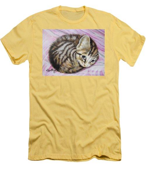 Flygende Lammet       Lucy Girl Men's T-Shirt (Athletic Fit)