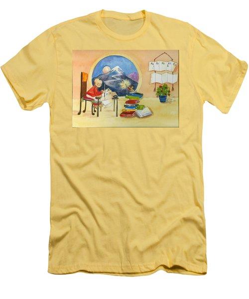 MA  Men's T-Shirt (Athletic Fit)