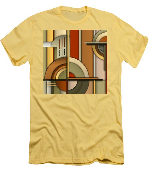 Machine Age Men's T-Shirt (Slim Fit) by Tara Hutton
