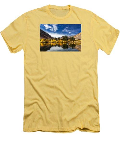 Majestic Men's T-Shirt (Slim Fit) by Tassanee Angiolillo