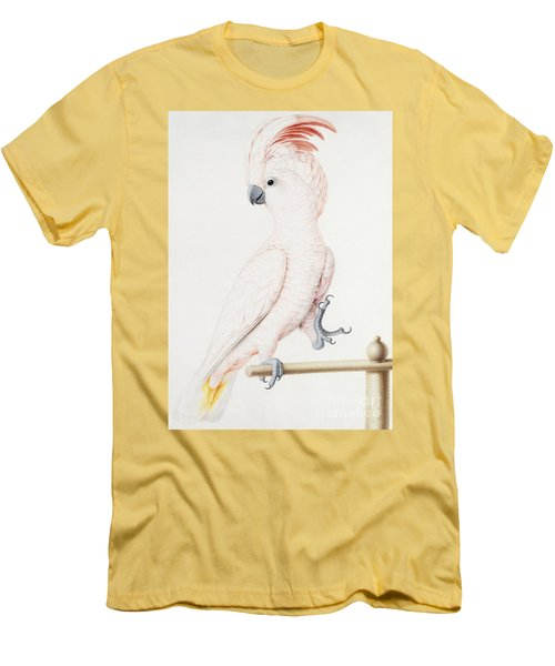 Major Mitchell's Cockatoo Men's T-Shirt (Athletic Fit)