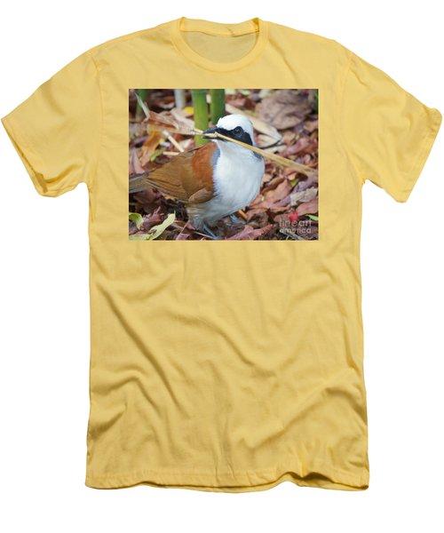 Making A Nest Men's T-Shirt (Athletic Fit)