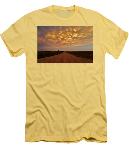 Mammatus Road Men's T-Shirt (Athletic Fit)