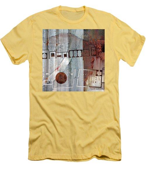 Maps #20 Men's T-Shirt (Athletic Fit)