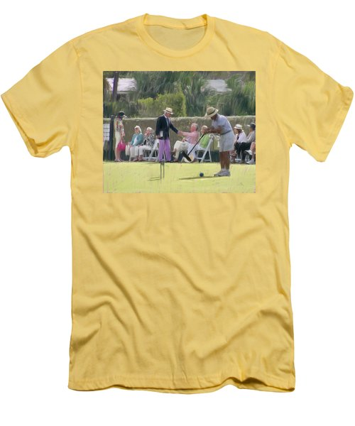 Match Final Men's T-Shirt (Athletic Fit)