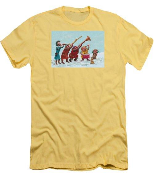 Medieval Merriment Men's T-Shirt (Athletic Fit)