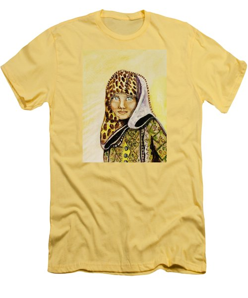 Haunting Men's T-Shirt (Athletic Fit)