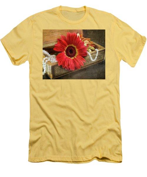 Memories And Mementos Men's T-Shirt (Athletic Fit)
