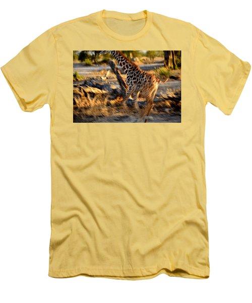 Meru 5 Men's T-Shirt (Athletic Fit)