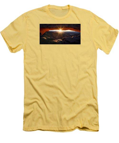 Mesa Glow Men's T-Shirt (Slim Fit) by Chad Dutson
