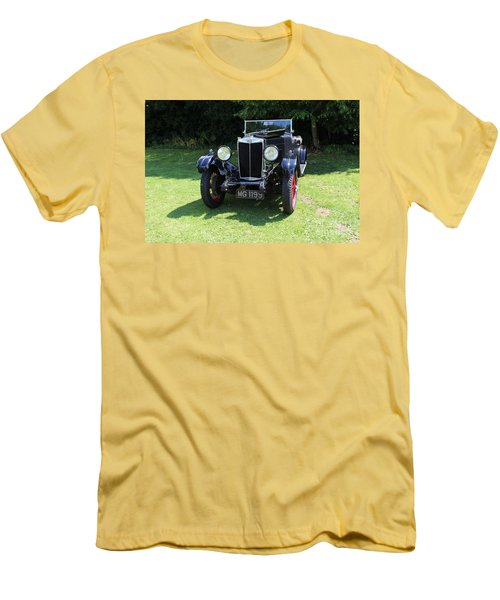 Mg Ta Men's T-Shirt (Athletic Fit)