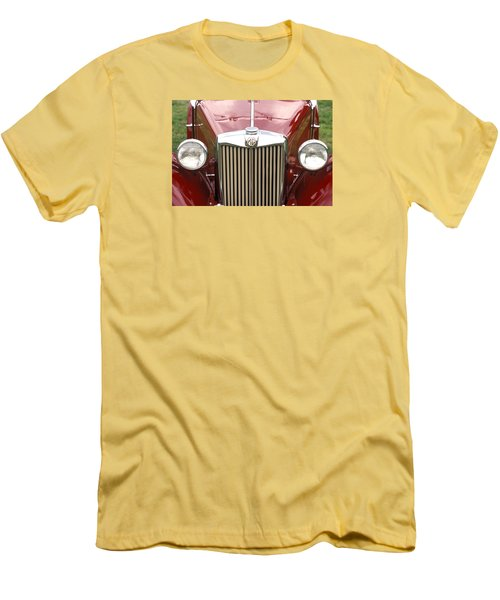 MG Men's T-Shirt (Slim Fit) by George Robinson