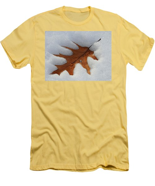 Mighty Oak Men's T-Shirt (Slim Fit) by Betty-Anne McDonald