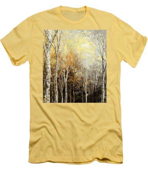 Mindful Melodies Men's T-Shirt (Athletic Fit)