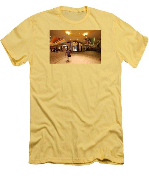Montreal Underground Men's T-Shirt (Slim Fit) by John Schneider