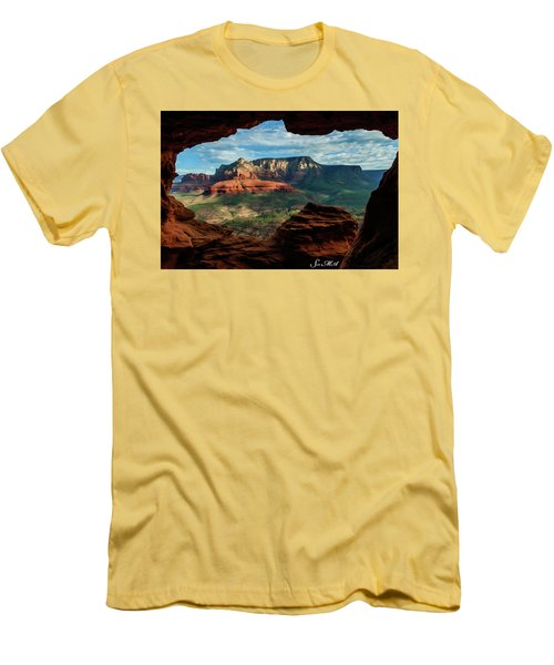 Moose Ridge 06-056 Men's T-Shirt (Athletic Fit)