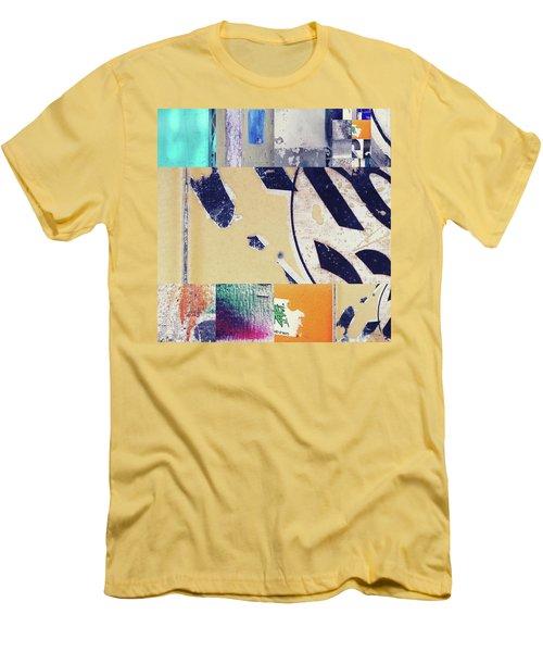 Mosaic2 Men's T-Shirt (Athletic Fit)