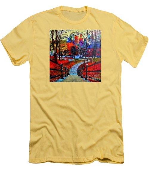 Mount Royal Peel's Exit Men's T-Shirt (Athletic Fit)