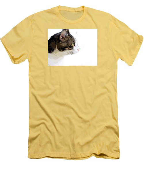 My Cat Men's T-Shirt (Athletic Fit)